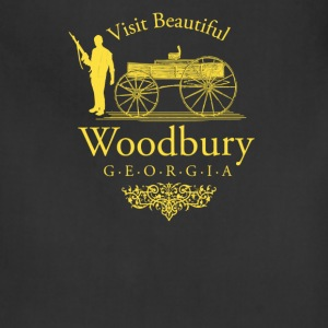 Visit Beautiful Woodbury - Adjustable Apron