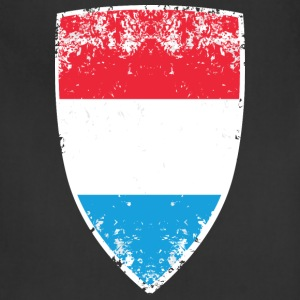 Flag of Luxembourg - Adjustable Apron