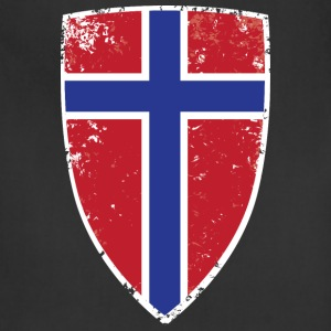 Flag of Norway - Adjustable Apron