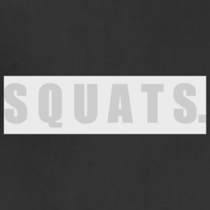 SQUATS - Adjustable Apron