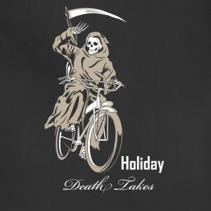 Holiday Death Takes - Adjustable Apron