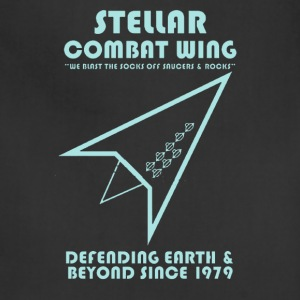 Stellar combat wing - Adjustable Apron