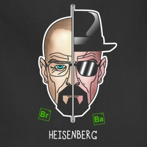 Heisenberg002 - Adjustable Apron