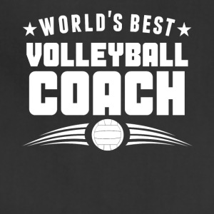World's Best Volleyball Coach - Adjustable Apron