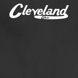 Cleveland Ohio Vintage Logo - Adjustable Apron