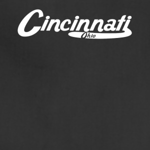 Cincinnati Ohio Vintage Logo - Adjustable Apron