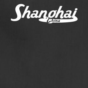 Shanghai China Vintage Logo - Adjustable Apron