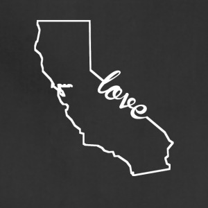 California Love State Outline - Adjustable Apron
