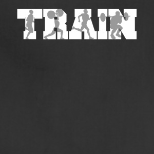 Train Fitness Silhouettes Training - Adjustable Apron