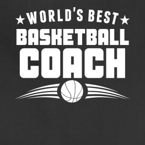 World's Best Basketball Coach - Adjustable Apron