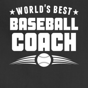 World's Best Baseball Coach - Adjustable Apron