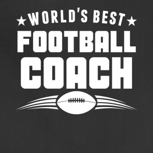 World's Best Football Coach - Adjustable Apron