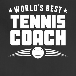 World's Best Tennis Coach - Adjustable Apron