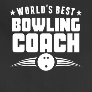 World's Best Bowling Coach - Adjustable Apron