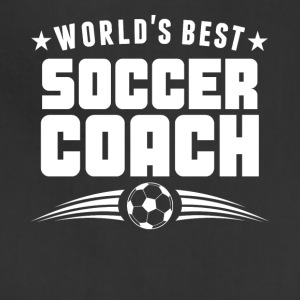 World's Best Soccer Coach - Adjustable Apron