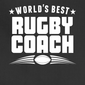 World's Best Rugby Coach - Adjustable Apron
