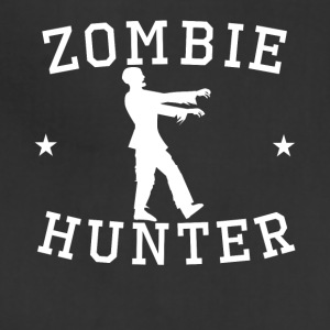 Zombie Hunter Zombie Silhouette - Adjustable Apron