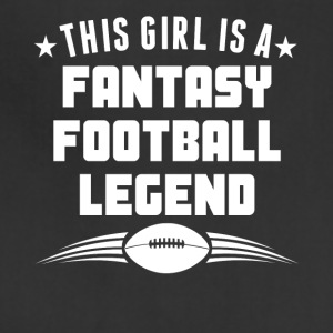 This Girl Is A Fantasy Football Legend - Adjustable Apron