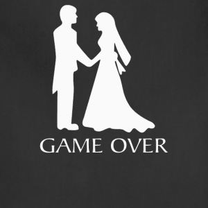 Game Over Wedding - Adjustable Apron