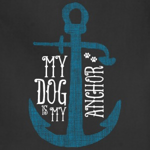 mydogismyanchor - Adjustable Apron
