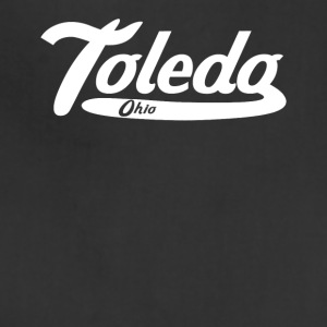 Toledo Ohio Vintage Logo - Adjustable Apron