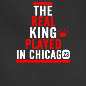 The Real King Played in Chicago - Adjustable Apron