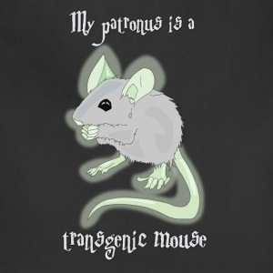My Patronus is a Transgenic Mouse - Adjustable Apron
