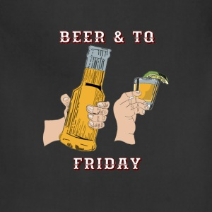 Beer & TQ Friday - Adjustable Apron