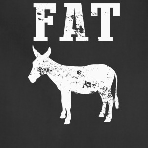 Fat Ass Donkey funny - Adjustable Apron