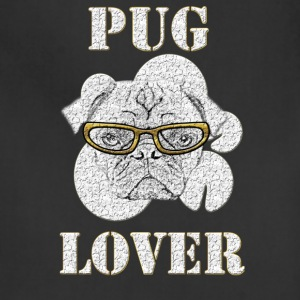 Pug Lover - Adjustable Apron