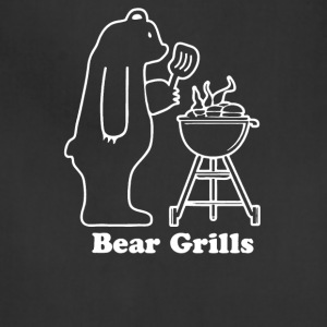 Bear Grills - Adjustable Apron