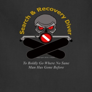 Search & Recovery Diver - To Boldly Go - Adjustable Apron