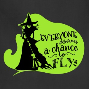 Wicked Musical Quote. - Adjustable Apron