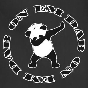 Dab Dabbing Panda Dance Funny - Adjustable Apron
