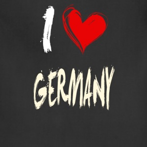 I love GERMANY - Adjustable Apron