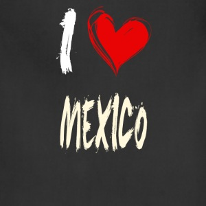 I love MEXICO - Adjustable Apron