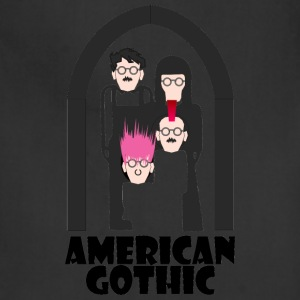 american gothic - Adjustable Apron