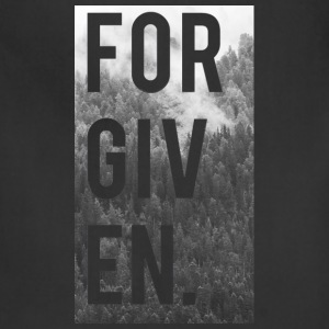 Forgiven - Adjustable Apron