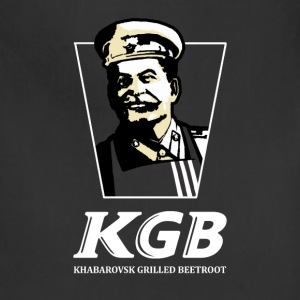 Khabarovsk Grilled Beetroot - Adjustable Apron