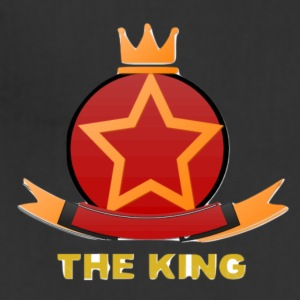 logo the kings - Adjustable Apron