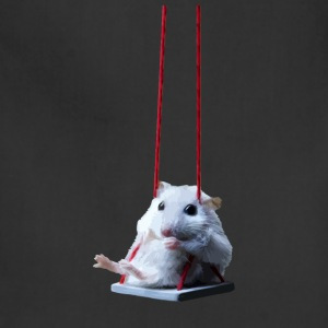 Mouse On A Swing - Adjustable Apron