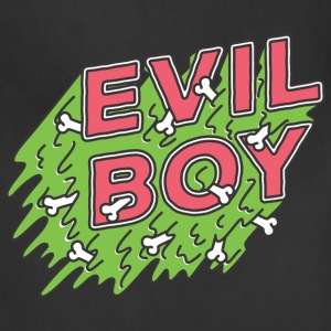 Evil Boy - Adjustable Apron