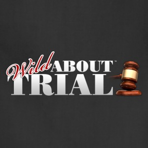 Wild About Trial Logo - Adjustable Apron