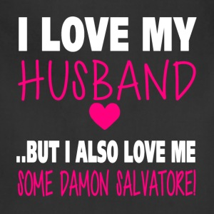 TVD. Love Me Some Damon Salvatore. - Adjustable Apron