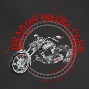 Dragon Bikerz Club - Adjustable Apron