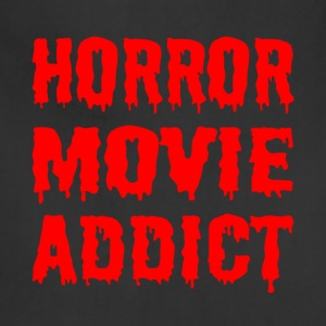 Horror Movie Addict - Adjustable Apron