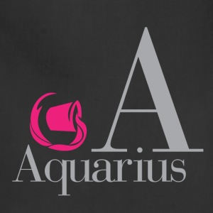 Aquarius by MujerAlchimista.Life - Adjustable Apron