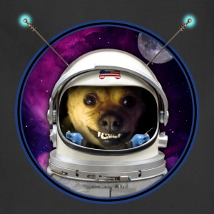 Rocky the Dog, Space Astronaut - Adjustable Apron