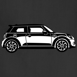 New Mini Cooper - Side View - Adjustable Apron
