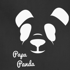Papa Panda - Adjustable Apron